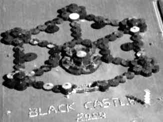 Black Castle 2000 - Luftbild