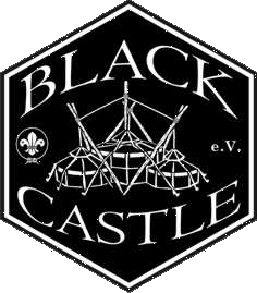 Black Castle Logo